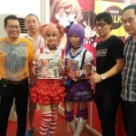 Re:On HelloFest comic festival, client of SmartSpin PR agency Jakarta