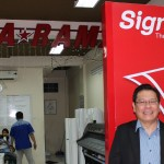 SmartSpin PR agency Jakarta with Signarama Indonesia Master Franchise Owner